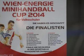 Mini Handball Cup 2014